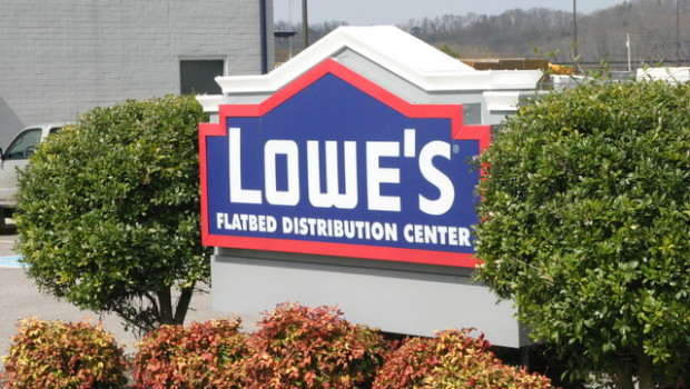 Lowe's Flatbed Distribution Center